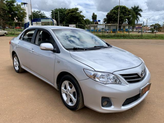 Toyota Corolla 2012 XEI automático ( Vendo à vista ou financiado ) Ac.troca - Foto 2