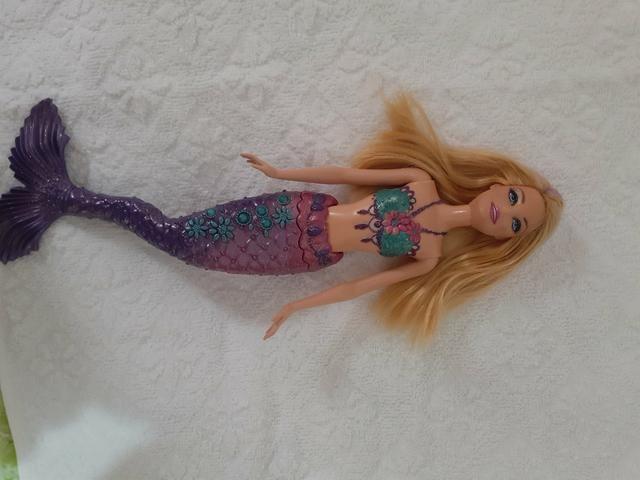 Barbie Vida De Sereia 3 Completo Dublado