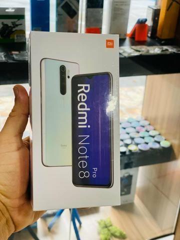 Redmi Note 8 Pro 128gb/6gb. Aparelhos lacrados versão global. Temos ótimos preços - Foto 3