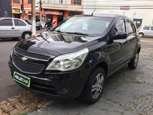 Chevrolet/ Agile Lt 1.4 Completo - Foto 2