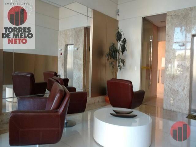 Apartamento à venda, 130 m² por R$ 1.050.000,00 - Fátima - Fortaleza/CE - Foto 7