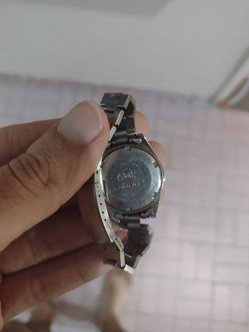 Relógio Orient funciona no pulso relíquia ver descrição - Foto 3