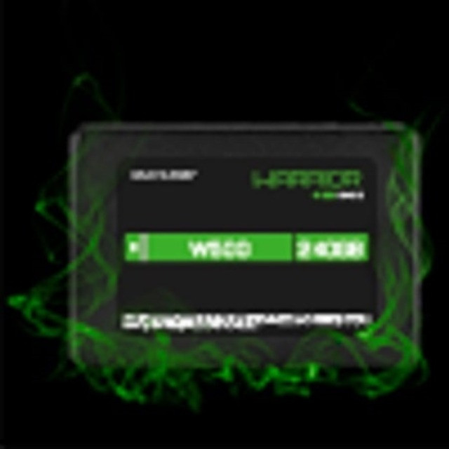 Ssd Gamer Warrior 2,5 Pol. 240Gb W500 - Gravação 500 Mb/S - SS210 - Foto 2