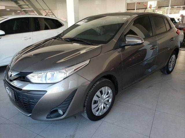 Toyota Yaris XL  1.3 Automático , mod 2020 garantia de fabrica , impecavel - Foto 3