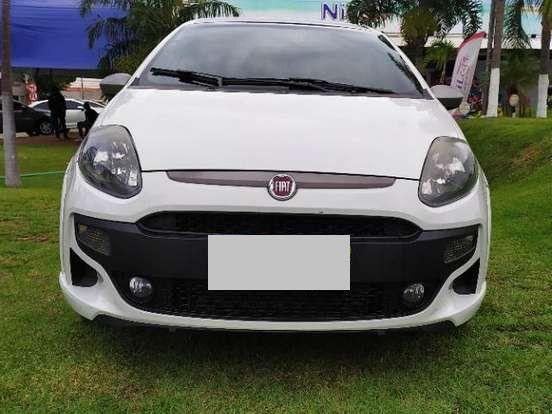 Fiat Punto T-JET 1.4 16V Turbo 5p 2013 - Somente Whatsapp - Foto 2