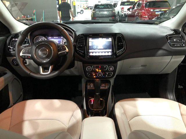 Jeep compass limited top linha nova  - Foto 13