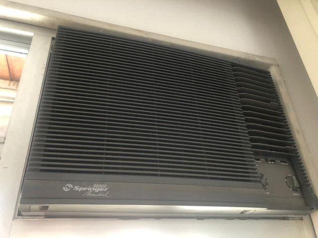 ar condicionado 30000 btu - ótimo estado e preço  - Foto 2