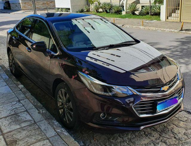 Chevrolet cruze ltz 1.4 turbo 2017 IPVA pago - Foto 4