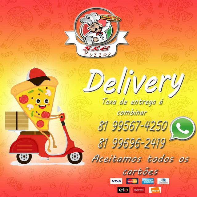 SE PIZZAS DELIVERY