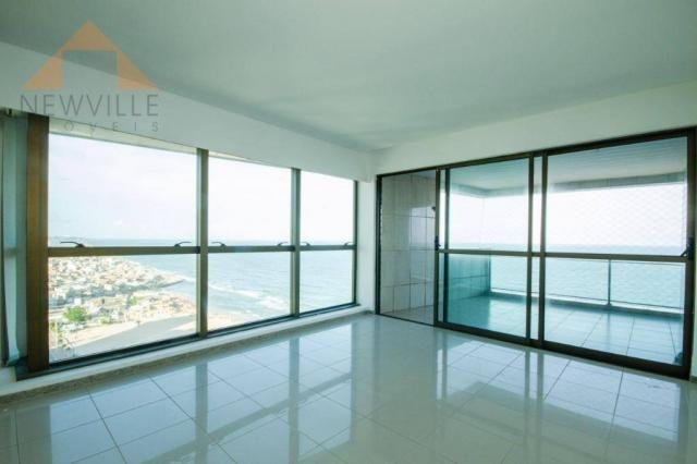 Apartamento com 4 quartos para alugar, 201 m² por R$ 9.499/mês - Boa Viagem - Recife - Foto 12