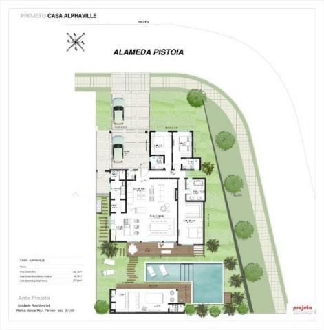 Casa à venda com 3 dormitórios em Alphaville, Porto alegre cod:LP1067 - Foto 5