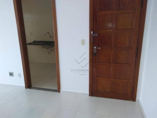 Apartamento no Edifício Juruena com 2 dormitórios à venda, 55 m² por R$ 145.000 - Araés -  - Foto 11