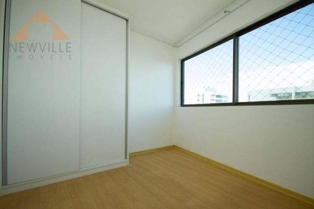 Apartamento com 4 quartos para alugar, 201 m² por R$ 9.499/mês - Boa Viagem - Recife - Foto 17