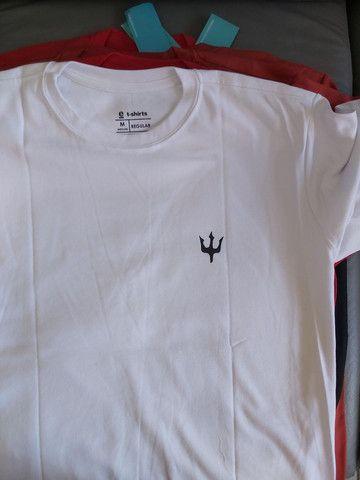 Camisas básicas Multimarcas de ótima qualidade  - Foto 6