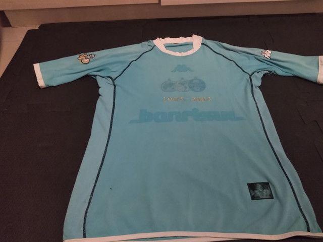 Camisas Centenário Grêmio