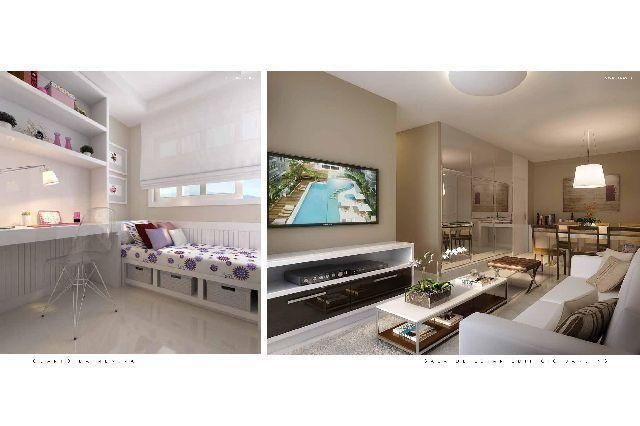 Apartamento para venda possui 123 metros quadrados com 3 quartos - Foto 9