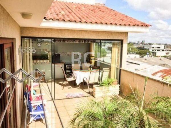 Apartamento à venda com 3 dormitórios em Jardim lindóia, Porto alegre cod:NK18699 - Foto 2