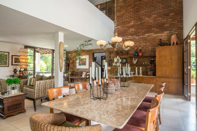 Casa de Alto Padrão em Aldeia 6 Suítes Espaço Gourmet e Piscina - Foto 4