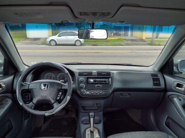 Honda Civic EX 1.7 2002 - Foto 9