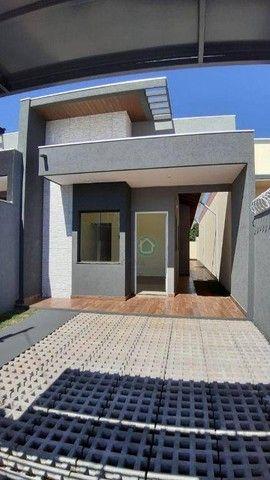 Casa com 3 dormitórios à venda, 75 m² por R$ 250.000,00 - Pioneiros - Campo Grande/MS - Foto 4