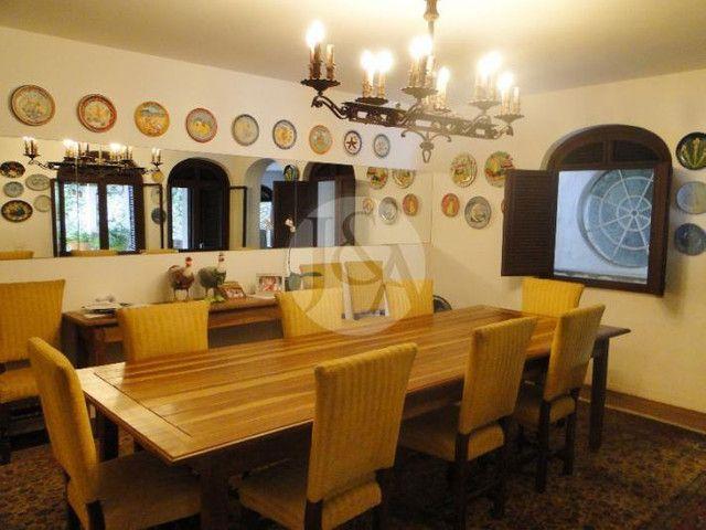 Casa à venda com 5 dormitórios em Gávea, Rio de janeiro cod:22652 - Foto 3