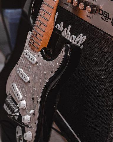 Fender StratoCaster Deluxe mexicana. - Foto 5