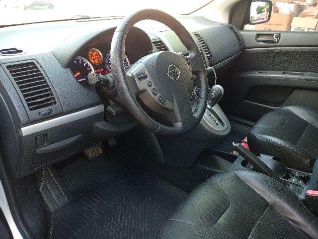 Nissan Sentra 2.0 S 16V Flex 4P Automático - Extra! Oportunidade Única! - Foto 7
