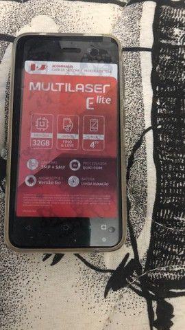 Celular Multilaser E Lite  - Foto 3