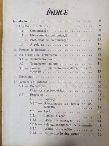 LIVRO TÉCNICAS DE REDAÇÃO - Foto 3