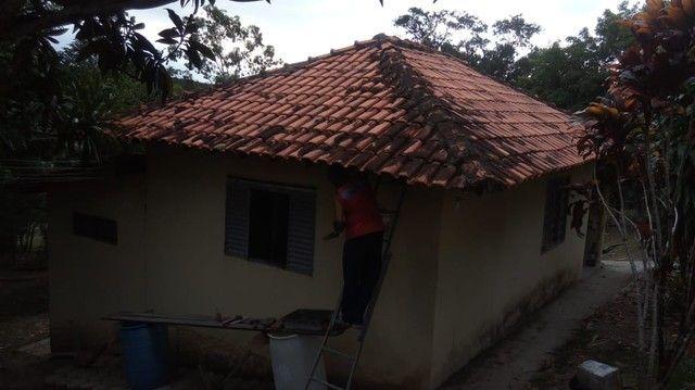 Fazenda/Sítio/Chácara para venda tem 121000 metros quadrados com 4 quartos em Rural - Pora - Foto 13