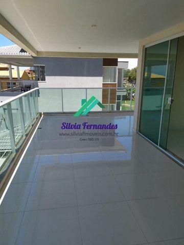 Apartamento para Locação em Rio das Ostras, Costa Azul, 3 dormitórios, 2 suítes, 3 banheir - Foto 4
