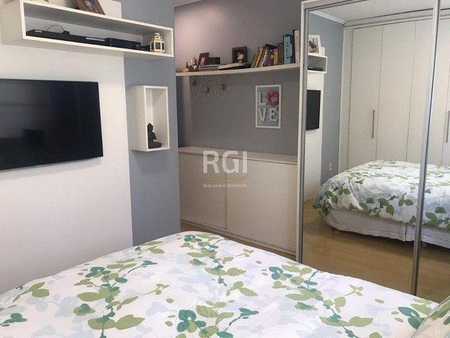 Apartamento à venda com 3 dormitórios em Jardim lindóia, Porto alegre cod:EL56355872 - Foto 12