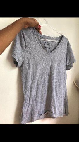Qualquer blusa R$20,00 - Foto 4