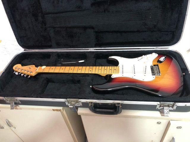 Guitarra Fender Americana