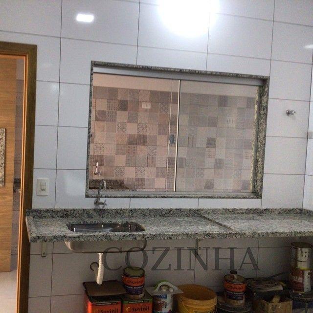 LINDÍSSIMA CASA, com ótima localização no bairro Santo Amaro. - Foto 6