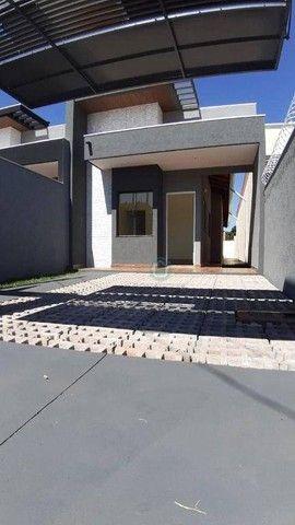 Casa com 3 dormitórios à venda, 75 m² por R$ 250.000,00 - Pioneiros - Campo Grande/MS - Foto 3