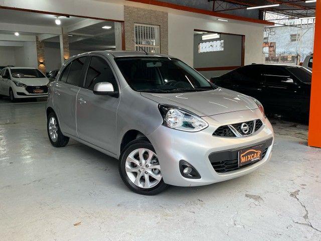 Nissan March 1.6 SV 2020 Super Novo! - Foto 2
