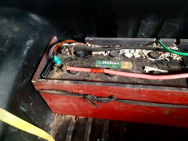 Bateria 150 ampére