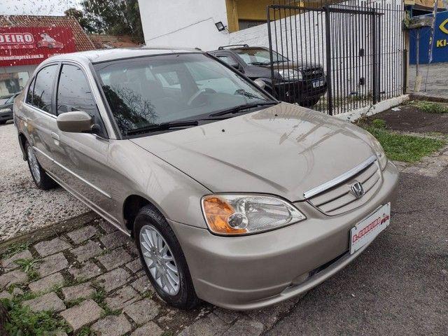 Honda Civic EX 1.7 2002 - Foto 4