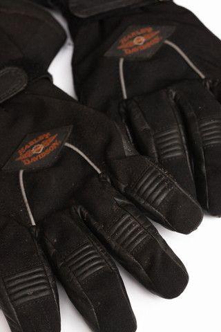 Luvas Moto Harley Davidson Goretex Tamanho M - Foto 4
