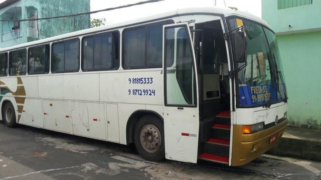 Ônibus para frete