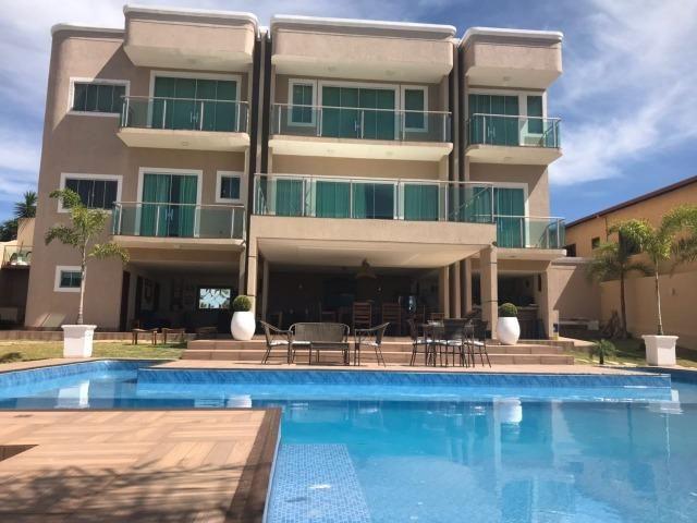 Casa Sobradinho Grande Colorado Solar de Athenas Nova 4 suites Churrasqueira Piscina - Foto 2