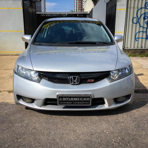 Amazing Honda Civic Si 07
