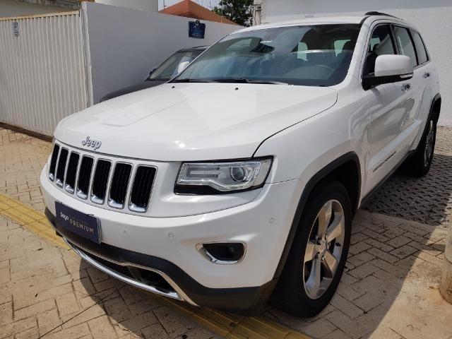 Jeep Grand Cherokee Limited 3.0 Diesel 2015 Único Dono