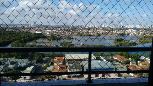 Alugo excelente apartamento mobiliado na Imbiribeira, próximo à Lagoa do Araçá, 3 quartos