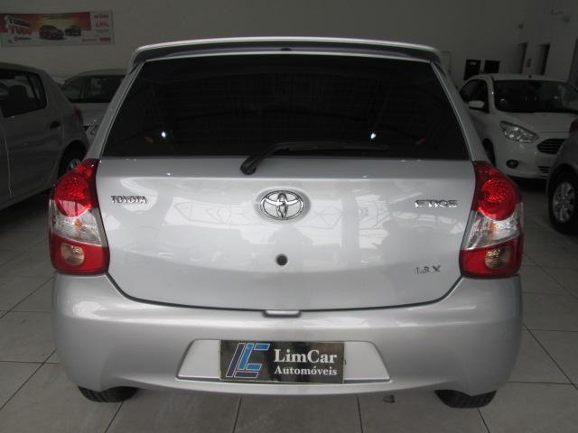 Toyota Etios Hatch Etios X 1.3 (Flex) - Foto 7