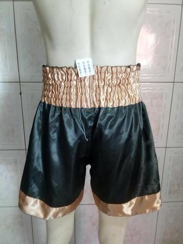 9e9629911 Shorts Muay Thai RTK Esporte diversos Tamanhos e Modelos Produtos Novos e  Embalado