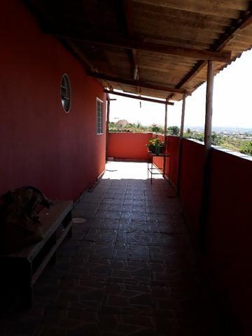 (Baixei pra vender mesmo)casa 4 qts,send 1 suit,lote 500m², cha 86 cond-fec em Árniqueiras - Foto 19