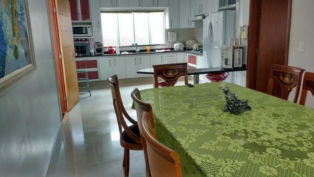 Samuel Pereira oferece: Casa Moderna Jardim Europa II 3 Suites Churrasqueira Piscina - Foto 8