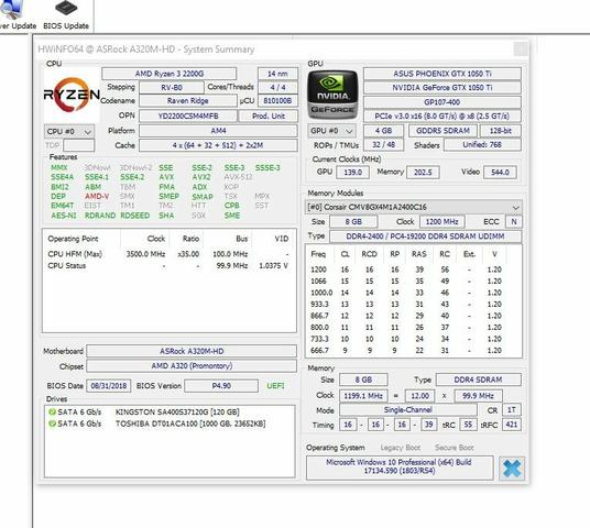 Gaming PC AMD e NVidia